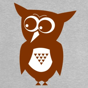 Brown owl - Baby T-Shirt