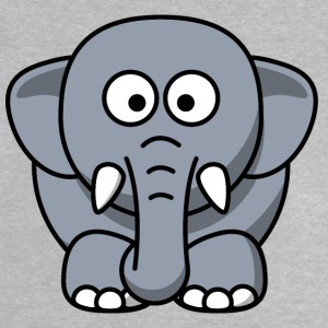 Cool elefant motiv - Baby-T-shirt