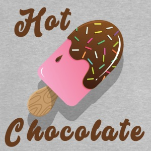 Helado de chocolate caliente - Camiseta bebé