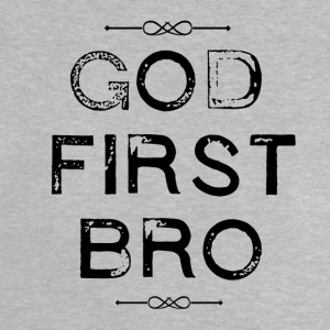 God - First - Bro - Baby T-Shirt