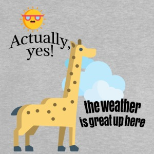 How is weather up here - Baby T-Shirt