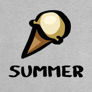 Summer Ice Cream - Baby-T-shirt