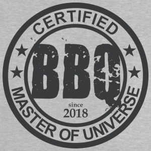 Certified BBQ Master 2018 Grillmeister - Baby T-Shirt