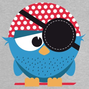 Birdie Pirate - Baby-T-shirt