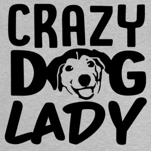 ++ Carzy Dog Lady ++ - Baby T-Shirt