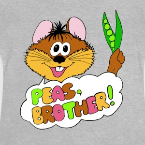 PEAS, BROTHER! - Baby T-Shirt