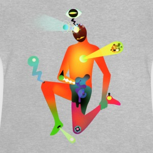 yoga Madness n ° 1 - Baby-T-shirt