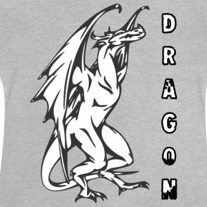 tall standign dragon - Baby T-Shirt