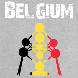 Nation utformning Belgien - Baby-T-shirt