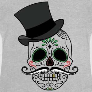 Day of the dead - Baby-T-skjorte