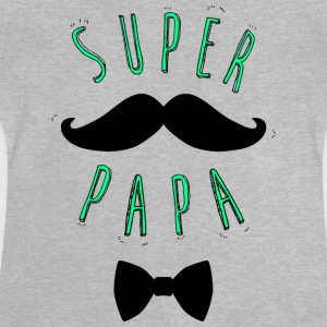 Super far overskæg - Baby T-shirt