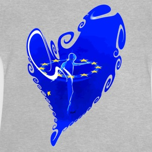 Feel the unity of europe - Baby T-Shirt