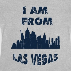 Las vegas I am from - Baby T-Shirt