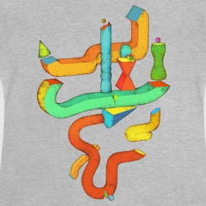 building blocks - Baby T-shirt
