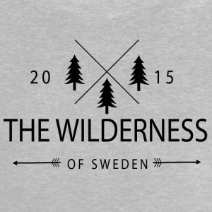 The Wilderness Of Sweden - Baby-T-skjorte