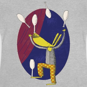 Rabbit Juggler 001 - Baby T-shirt