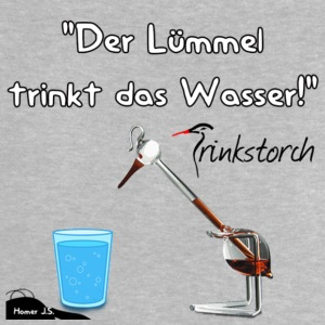 The Lümmel Drinks the water - Baby T-Shirt