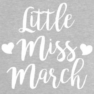 Little miss March - Baby T-Shirt