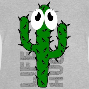 leven knuffel cactus - Baby T-shirt