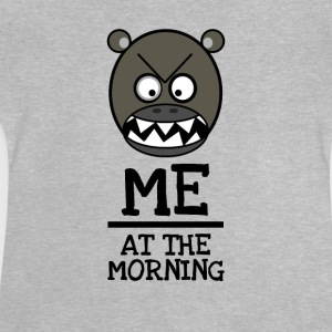 Good Morning Grumpy - ME IN DE OCHTEND - Baby T-shirt