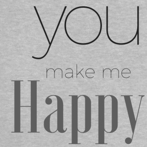 You make me happy - Baby T-Shirt