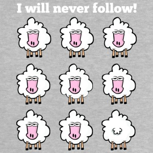 I will never follow! - Baby T-Shirt