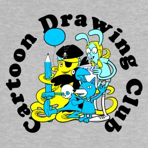 Cartoon Tekening Club - Baby T-shirt
