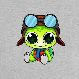 Happy Turtle - Baby T-Shirt