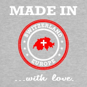 Made in Switzerland ... with love - Baby T-shirt