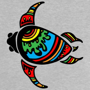 colorful turtle - Baby T-Shirt