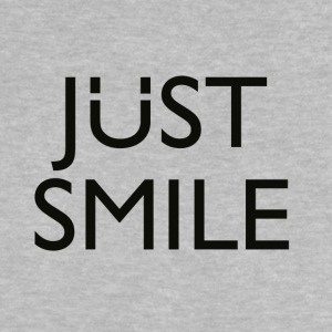 Just Mile Smile - Baby T-Shirt