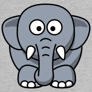 Little Elephant - Baby-T-shirt