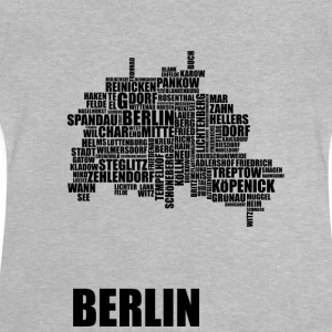 Berlin Districts - Baby T-Shirt