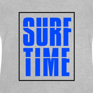 SURF TIME - Baby T-Shirt