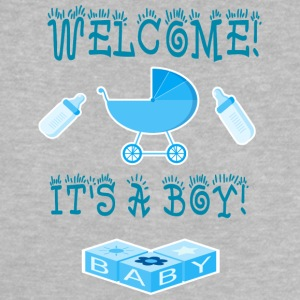 WELCOME BOY - Baby T-Shirt