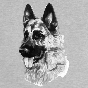 German shepherd - Baby T-Shirt
