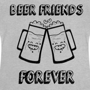 Beer Friends Forever - T-shirt Bébé