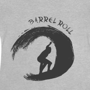 Barrel Roll Surfer - Baby T-shirt