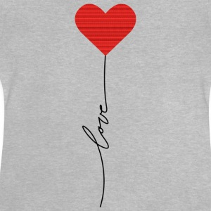 Love balloon - Baby T-Shirt