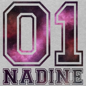 Nadine name - Baby T-Shirt