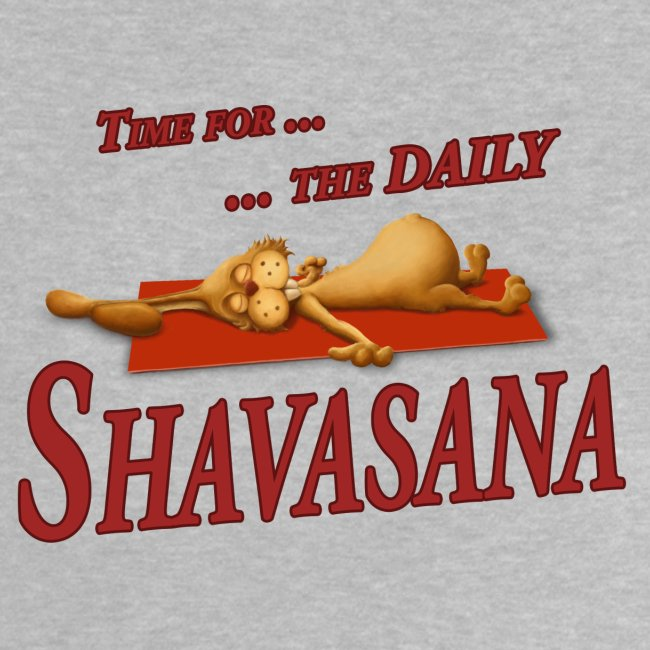 Time for Daily Shavasana