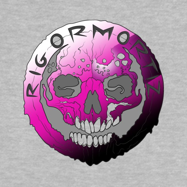 Rigormortiz Purple Design