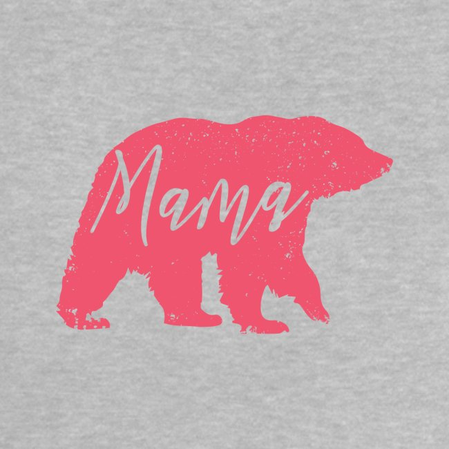 T Shirt Bear Mama Muttertag Geschenk Mutter Baby T Shirt