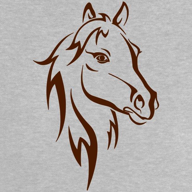 Vorschau: Horse - Baby T-Shirt