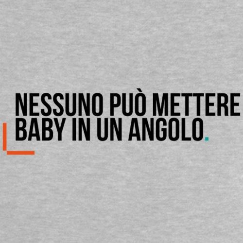 Nessuno può mettere baby in un angolo - Maglietta per neonato