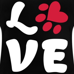 LOVE DOGS - Baby T-Shirt