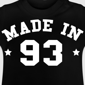 made in 93 - Baby T-Shirt