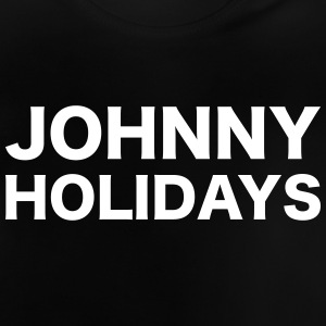 Johnny Holidays - Baby T-Shirt