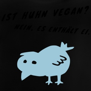 Is chicken vegan? - Baby T-Shirt