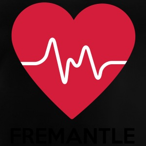 Heart Fremantle - Baby T-Shirt